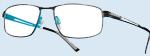- Metall-Brillen