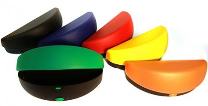 Brillenetui FUN für gebogene Sportbrillen / Sonnenbrillen