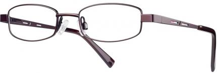 BE-Flex BI 4225 Kinder Flexbrille braun