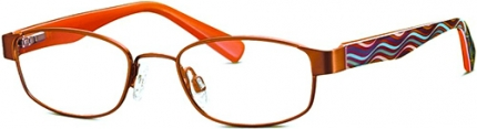 TITANflex O!O 830061 Kinderbrille, orange