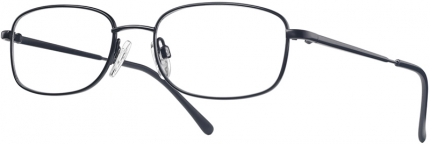 START UP basics BI 7743 Brille schwarz Gr. 50