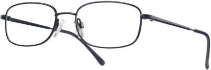 START UP basics BI 7743 Brille schwarz Gr. 52