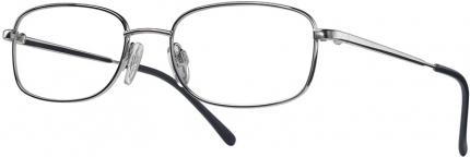 START UP basics BI 7743 Brille silbern Gr. 50
