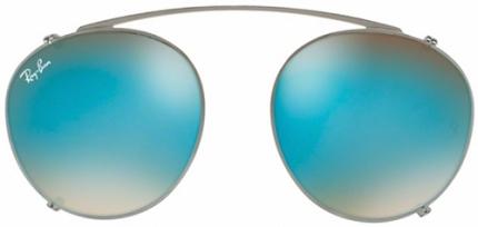 RAY-BAN RB 2180-C Sonnenclip für Brille