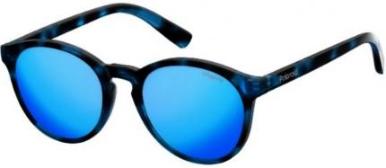 Polaroid PLD 8024/S Kindersonnenbrille polarisiert dunkelblau