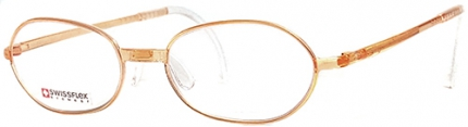 SWISSFLEX eyewear Kinderbrille LOOP KID pfirsich