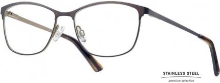 START UP premium BI 8200 Brille braun Gr 53