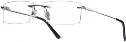 START UP premium BI 7934 randlose Brille silbern