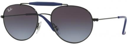 RAY-BAN RJ 9542S Junior Sonnenbrille, schwarz blau