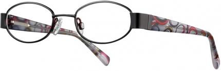 Kinderbrille Kids One BI 4219 schwarz Gr. 43