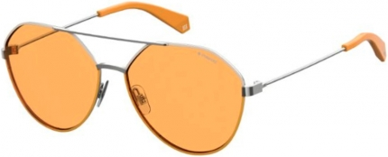 Polaroid Sonnenbrille PLD 6059/F/S polarized orange