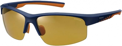 Polaroid Sportbrille PLD 7018/S polarized blau