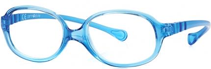 CentroStyle Active frames Kinderbrille Sportbrille 17361N blau