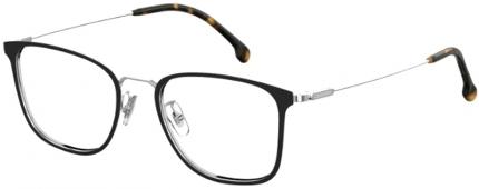 CARRERA 192/G Flex-Brille schwarz silber