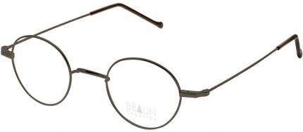Braun Classics Titan-Brille 1003 antik-gun