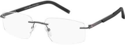 TOMMY HILFIGER TH 1691 randlos-Brille grau-blau