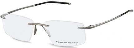 PORSCHE DESIGN P8362 randlose Titanbrille