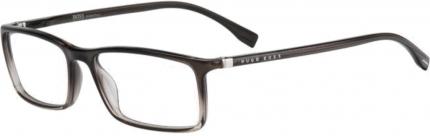 BOSS - Hugo Boss 0680/N Kunststoffbrille braun-grau