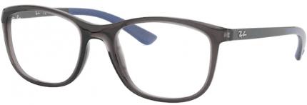 RAY-BAN RB 7169 Kunststoffbrille grau
