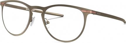 OAKLEY MONEY CLIP OX 5145 Titanbrille matt-blau