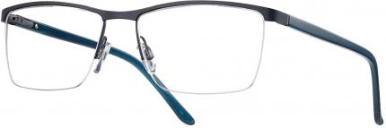LOOK & FEEL BEFLEX BI 7017 Tragrandbrille schwarz-grün