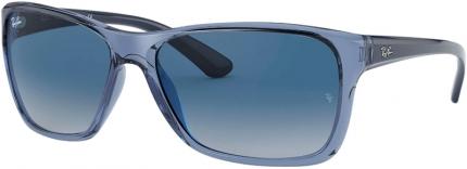 RAY-BAN RB 4331 Sonnenbrille blau