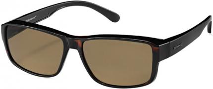 Polaroid Sonnenbrille P 8406B Überbrille polarized braun