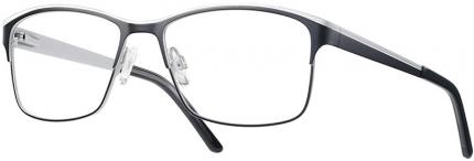 START UP premium BI 8219 Brille schwarz-weiß