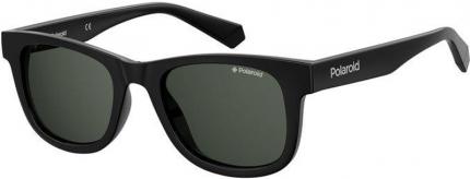 Polaroid PLD 8009/N/NEW Kindersonnenbrille polarisiert schwarz