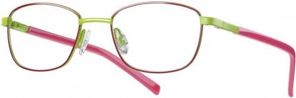 KIDS ONE BEFLEX BI 4300 Kinderbrille pink-grün