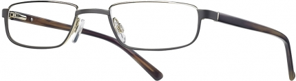 readers eyewear BI 1208 BEFLEX Halbbrille Lesebrille braun