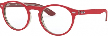 RAY-BAN RB 5283 Brille rot