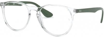 RAY-BAN RB 7046 ERIKA Brille transparent-oliv