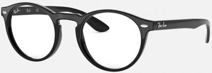 RAY-BAN RB 5283 Brille schwarz