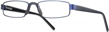 STARTUP readers BI 1201 Halbbrille Lesebrille blau
