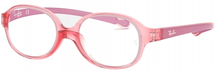 RAY-BAN RB 1587 Babybrille rosa