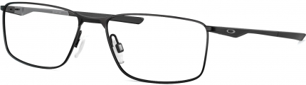 OAKLEY SOCKET 5.0 OX 3217 Brille schwarz-grau