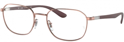 RAY-BAN RB 6462 Brille kupfer