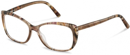 RODENSTOCK R 5333 Kunststoffbrille braun