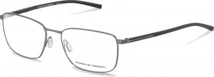 PORSCHE DESIGN P8368 Metallbrille grau