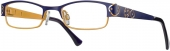 KIDS ONE BI 4242 Kinderbrille blau-orange
