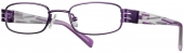 KIDS ONE BI 4217 Kinderbrille lila-grau