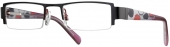 KIDS ONE BI 4222 Kinderbrille, schwarz