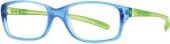 Active frames Kinderbrille Sportbrille 15775N blau-grün