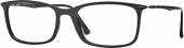 Ray Ban RB 7031 Light Ray Kunststoffbrille, schwarz