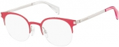Tommy Hilfiger TH 1382 Tragrandbrille, pink-silbern