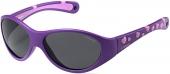 Polaroid P 0401 Kindersonnenbrille Sportbrille polarisiert lila