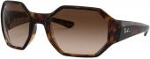 RAY-BAN RB 4337 Sonnenbrille braun