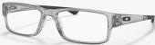 OAKLEY AIRDROP OX 8046 Kunststoffbrille, transparent grau