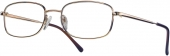 START UP basics BI 7743 Brille gold Gr. 50